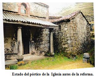 iglesia antes de la reforma