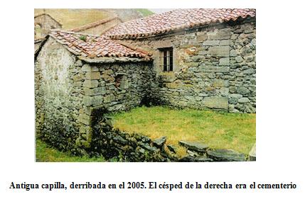 Antigua capilla-Iglesia de S. Vicente