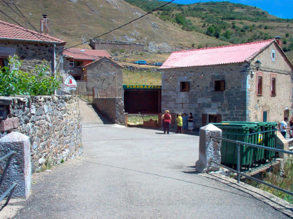 Enclave de Piedrafita