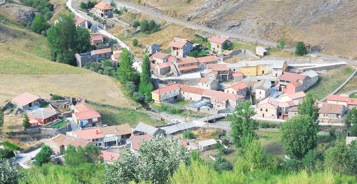 vista de Piedrafita