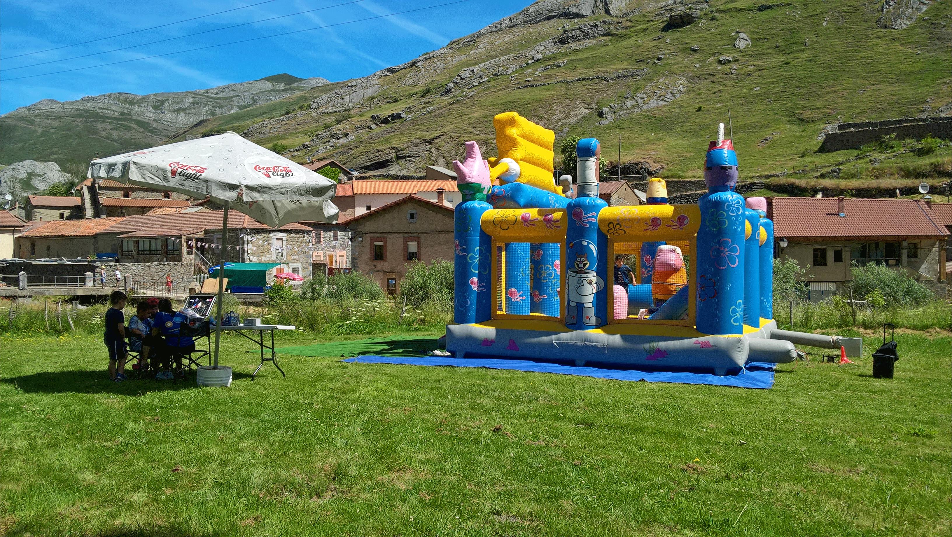 fiestas Piedrafita