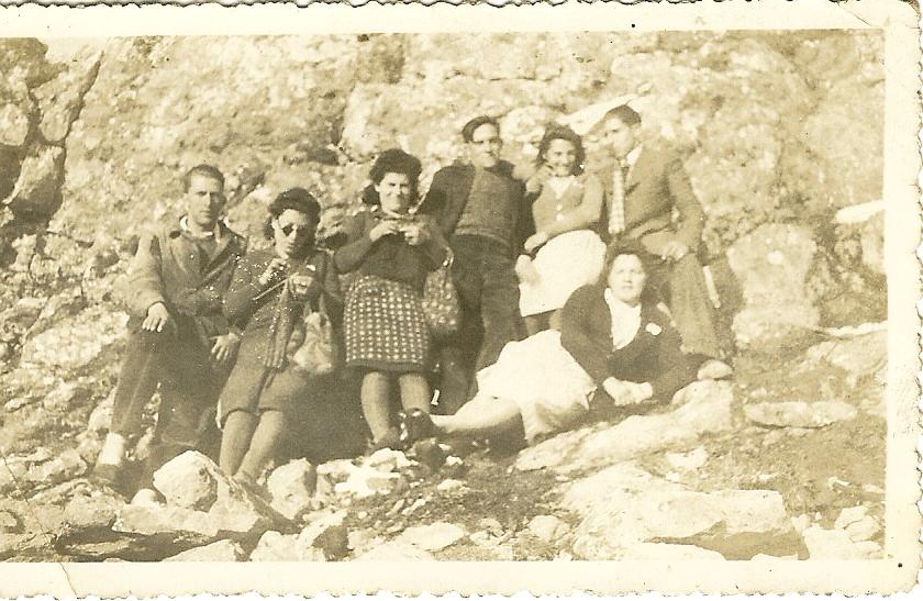 Reuniones del pasado Piedrafita